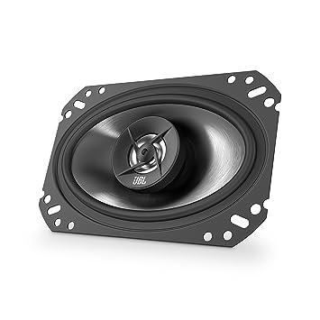 2-teilig Kunststoffring mit Metallgitter schwarz Satz tomzz Audio 2800-005 Lautsprecher Gitter Grill f/ür 4x6 Zoll Lautsprecher