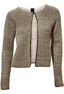 Femmes Connections Marron Best Manteau De En Laine XqP8RwE1