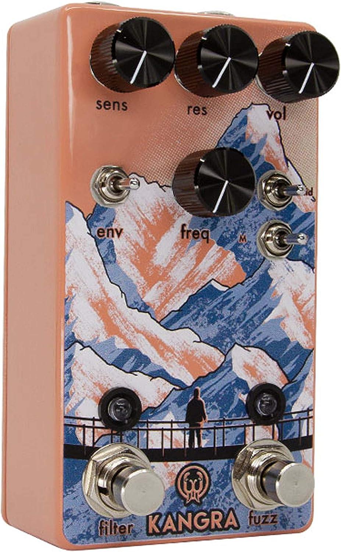Walrus Audio Kangra Filter Fuzz Guitar Effects Pedal