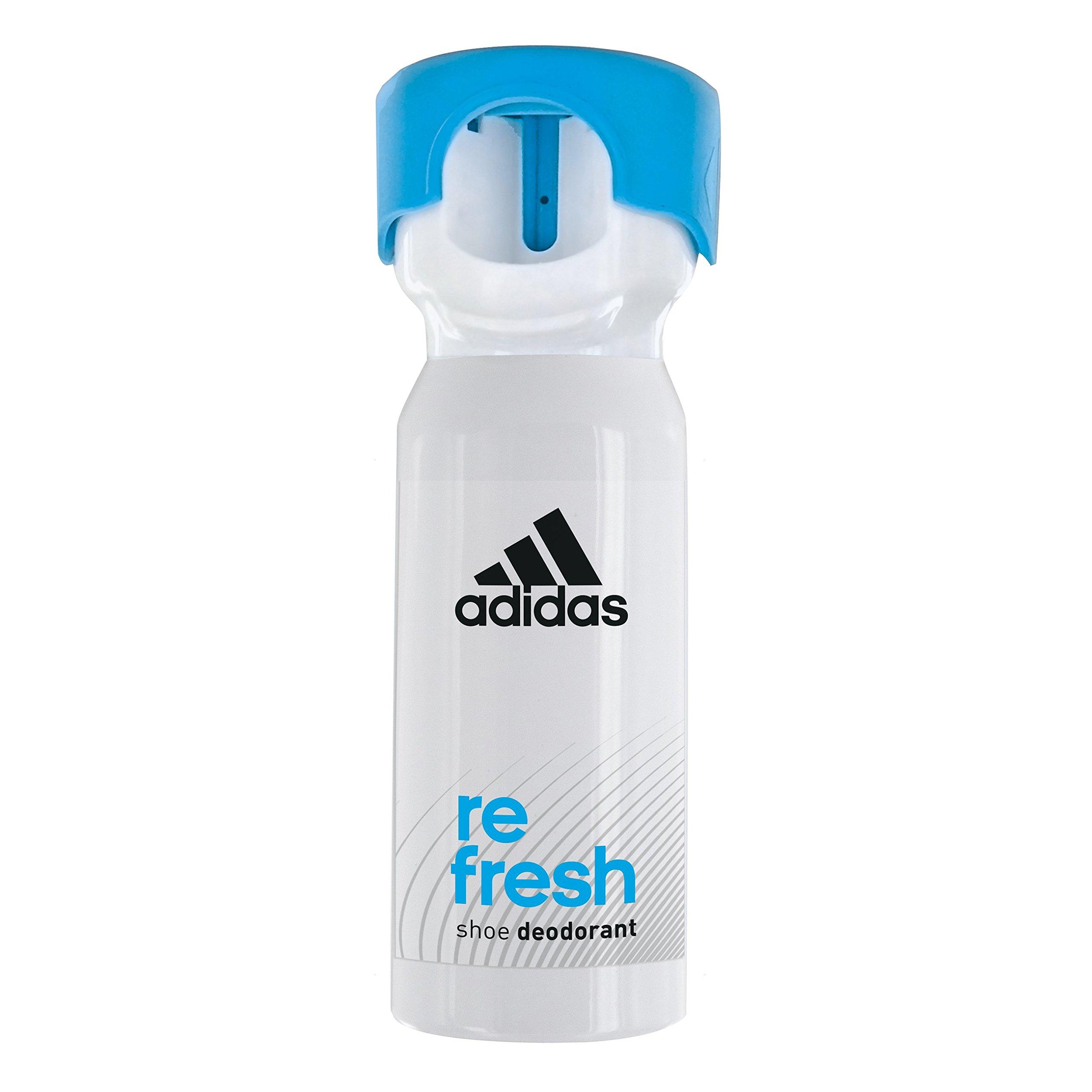 Adidas Shoe Care Adidas Re Fresh/ 3.38 OZ/Shoe Deodorant Spray ...