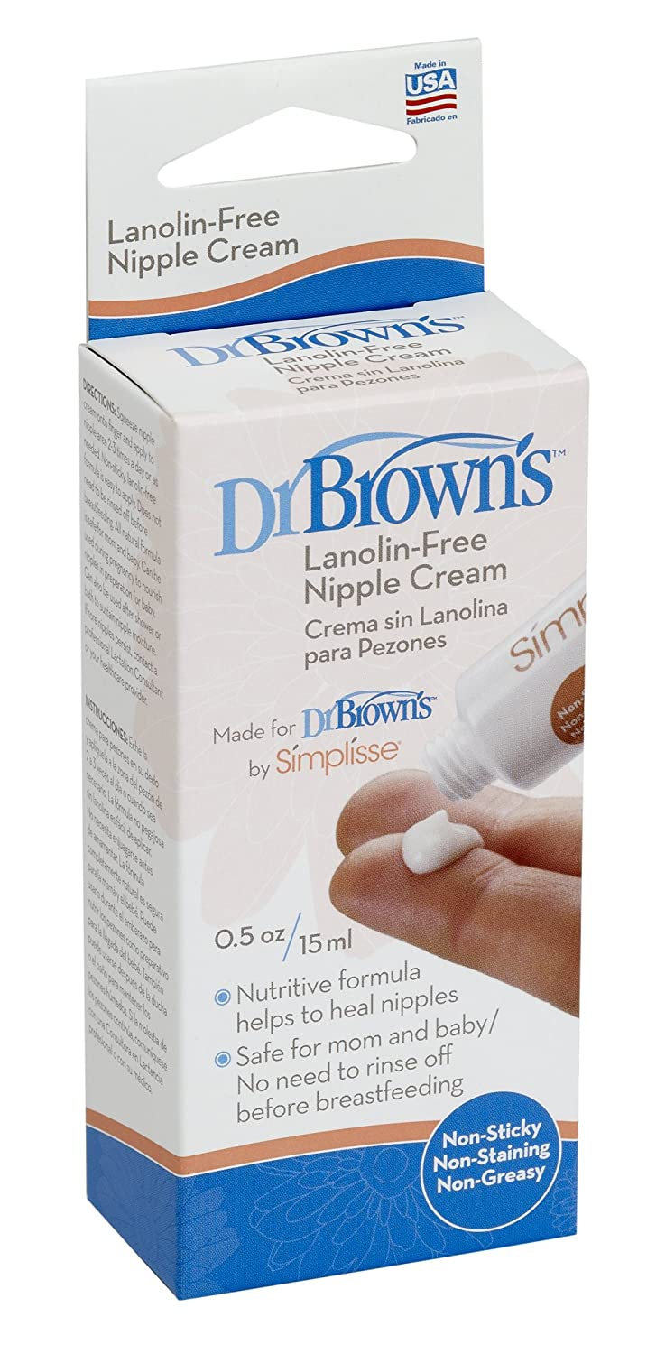 Amazon Com Dr Brown S Nipple Cream 0 5 Ounce Breast Feeding