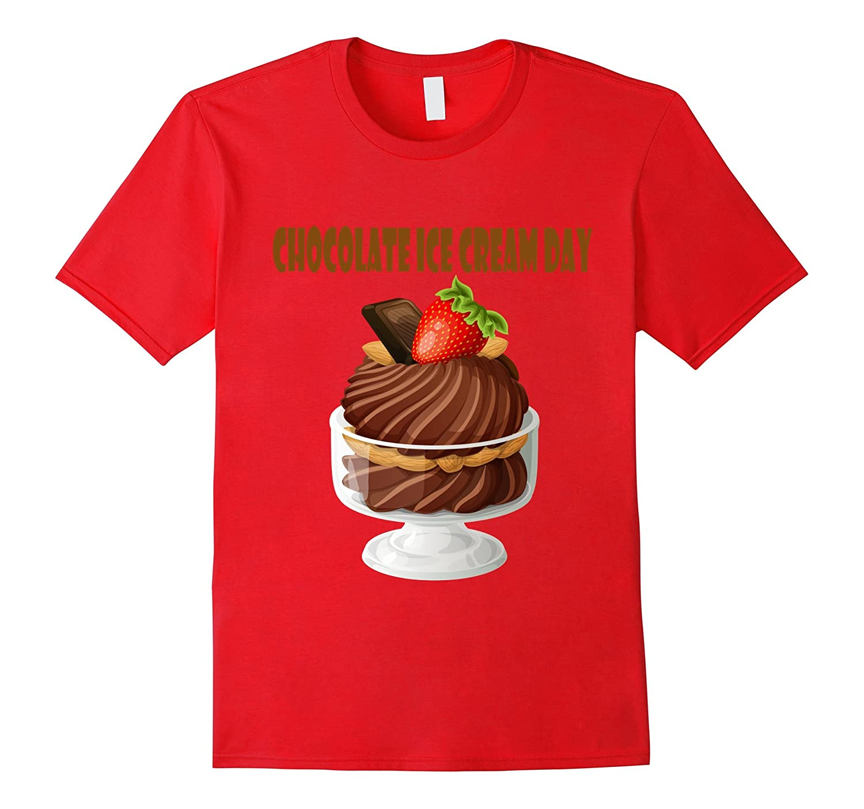 7th June - Chocolate Ice Cream Day Shirt-Vaci
