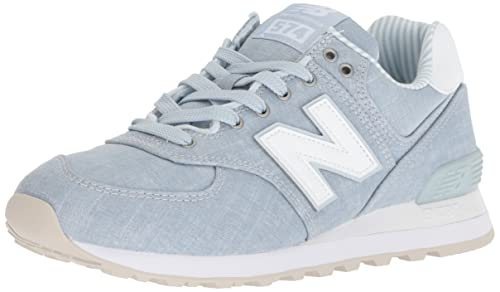 New Balance Wl574v2 Yatch Pack, Baskets Femme