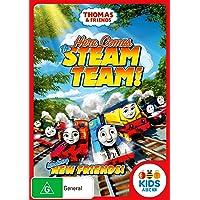 Thomas & Friends: Steam Team (DVD)