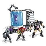 Mega Bloks Teenage Mutant Ninja Turtles Kraang Cryo Kammer Set
