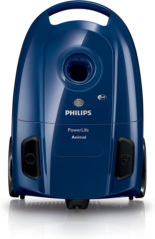 Philips FC8326/09 ASPIRADORA, 750 W, 3 litros, 84 Decibelios, Cian ...
