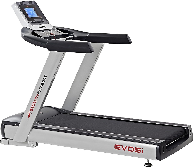 Smooth Fitness EVO 5I Cinta de Correr: Amazon.es: Deportes y aire ...