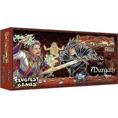 SlugFest Games Red Dragon Inn: Allies- Ohava Vs. Murgath Game: Toys & Games