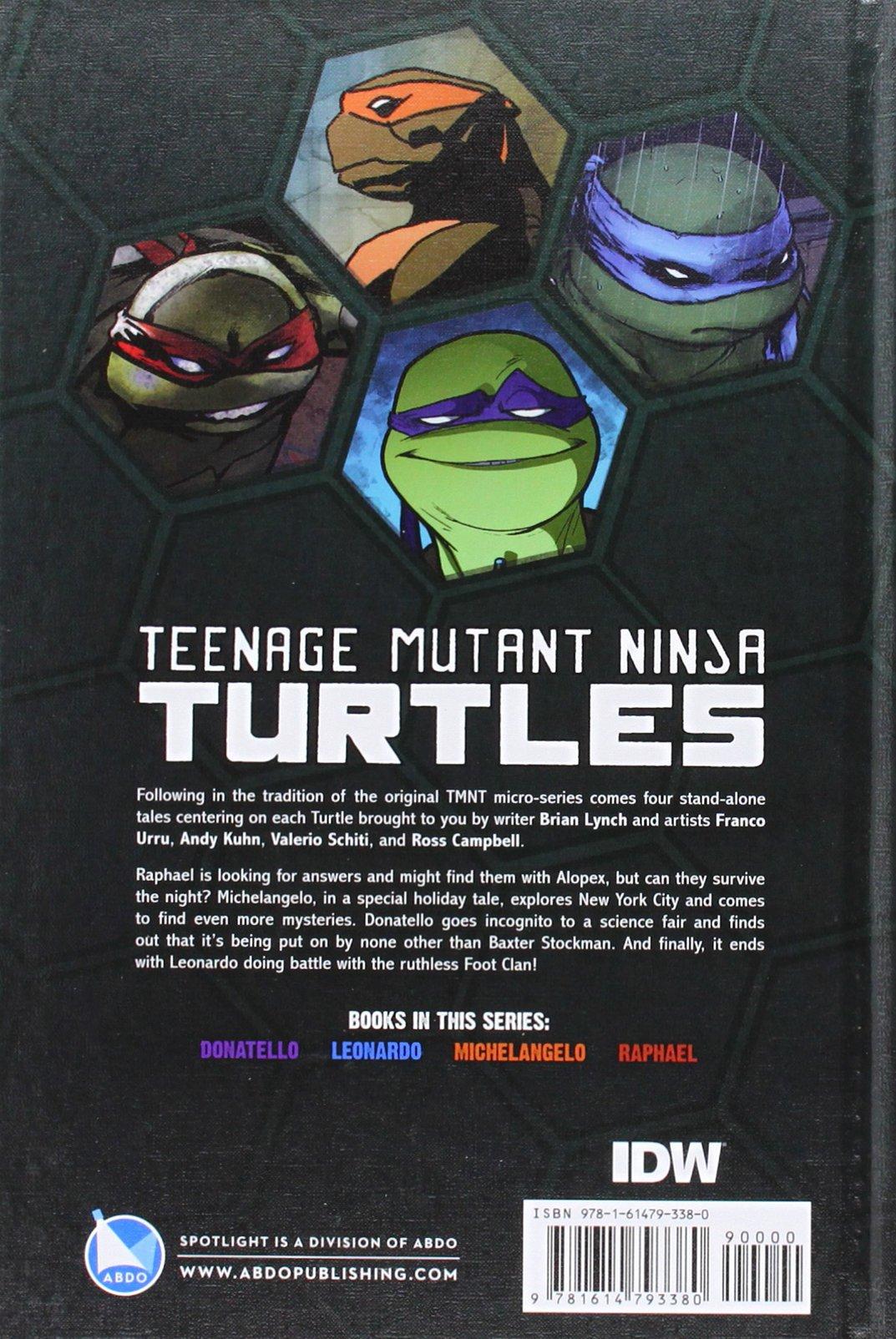 Donatello (Teenage Mutant Ninja Turtles): Brian Lynch, Tom ...