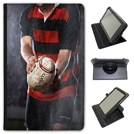 Copa del Mundo de Rugby Balón de fútbol y Kit (piel sintética ...
