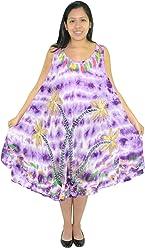 4411e311cd3c0 Fashion Island Womens Handmade U Neck Lounger Beach Cover up Tunic Top