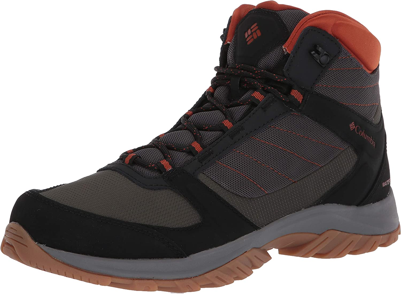 Columbia Men s Terrebonne II Sport Mid Omni-TECH Boot, Waterproof Breathable