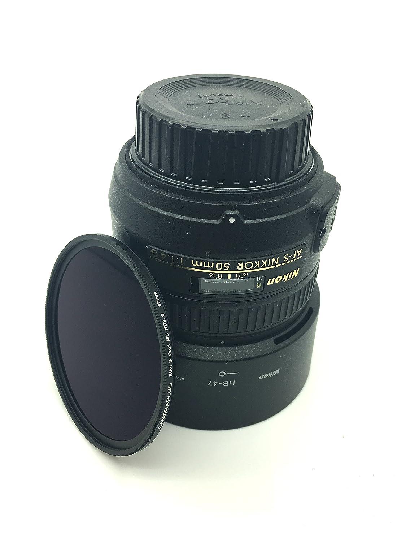 CameraPlus- Filtro de Densidad Neutral Slim S-Pro1 MC ND1000 82mm ...