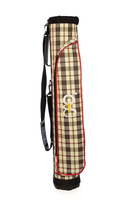 GolfJoy レンジバッグ サンデーコースバッグ イエロー   B07NCQM2J2