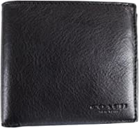 coach mens wallet outlet uxdk  coach mens wallet with coin pocket