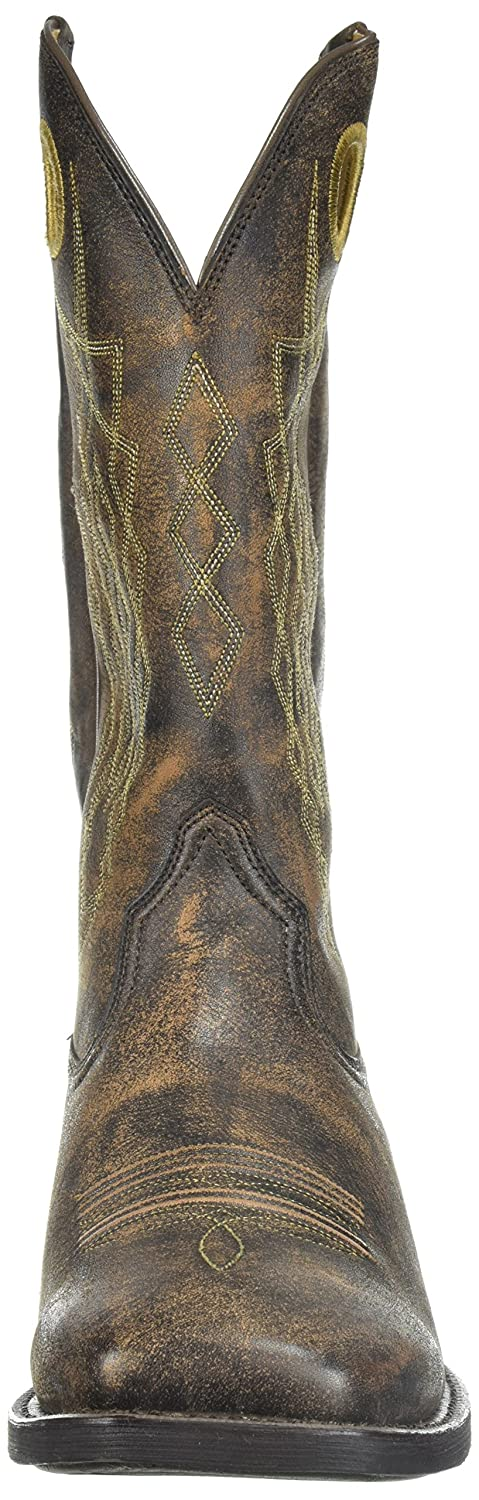 ARIAT Mens Heritage Hitchrack Western Boot