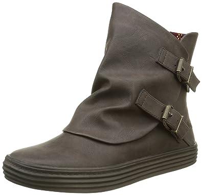 Blowfish Oil, Women's Boots, Brown (Brown Texas PU 205), 3 UK