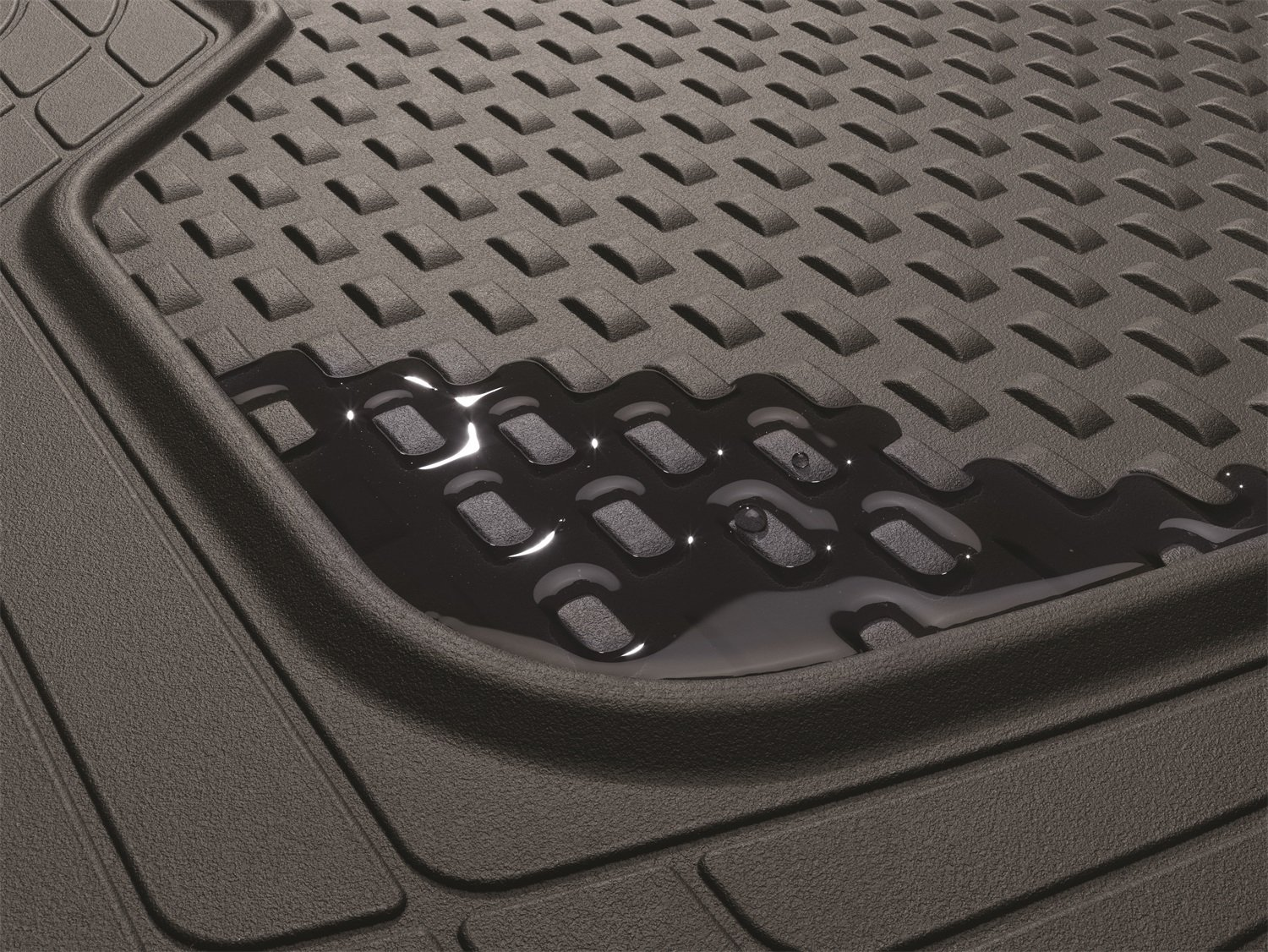 Weathertech mats acadia - Amazon Com Weathertech Trim To Fit Avm Front And Rear Universal Mats Grey Automotive