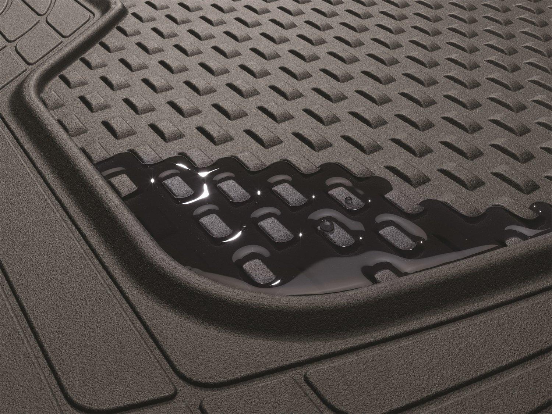 Weathertech floor mats amazon ca - Amazon Com Weathertech Trim To Fit Front And Rear Avm Black Automotive