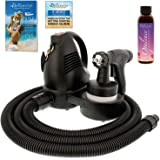 Belloccio Premium T75 Sunless Turbine Spray Tanning System; FREE 4 oz. Opulence Tanning Solution & FREE User Guide Video…