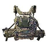 Explorer Tactical Bag Woodland Digital B99WD