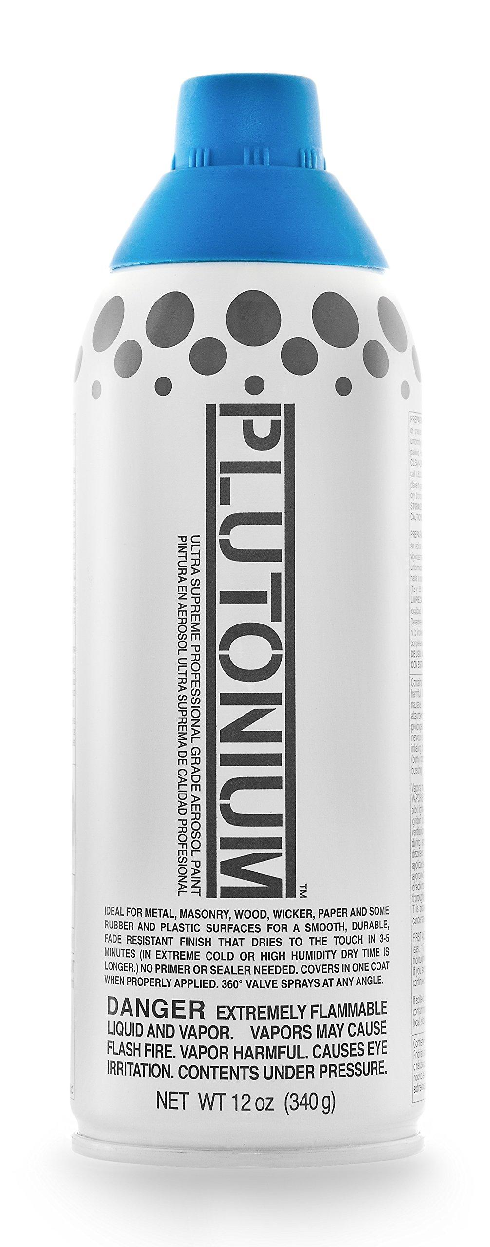 Plutonium Paint PLUTON-20140 Ultra Supreme Professional Aerosol Paint, 12-Ounce, Truer