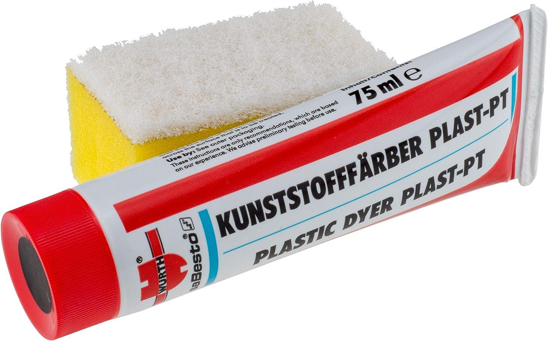 Würth plastica75 ml Plast-PT-Colorante per plastica, in ...