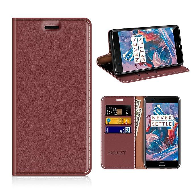 3 opinioni per Custodia OnePlus 3T, Mobesv Custodia in