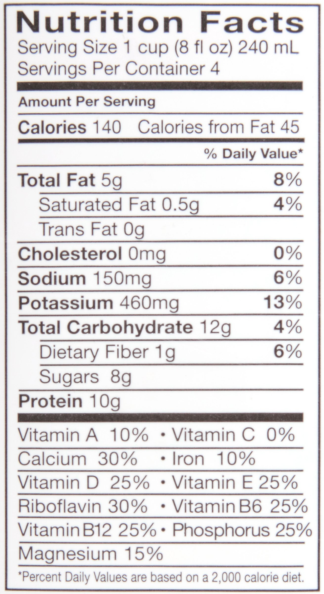 Pacific Ultra Soy Plain Drink, 32-ounces (Pack of6) by Pacific
