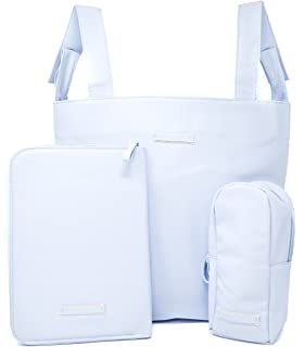 Bolso carro bebe, funda cartilla sanitaria bebe, guarda biberones, bolsos para carritos de