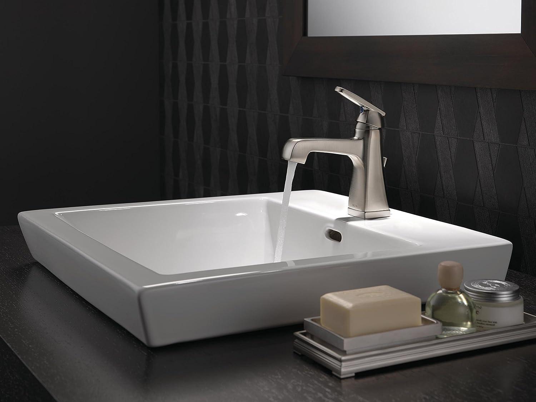 Delta Faucet 564-SSMPU-DST Ashlyn Single Handle Centerset Bathroom ...