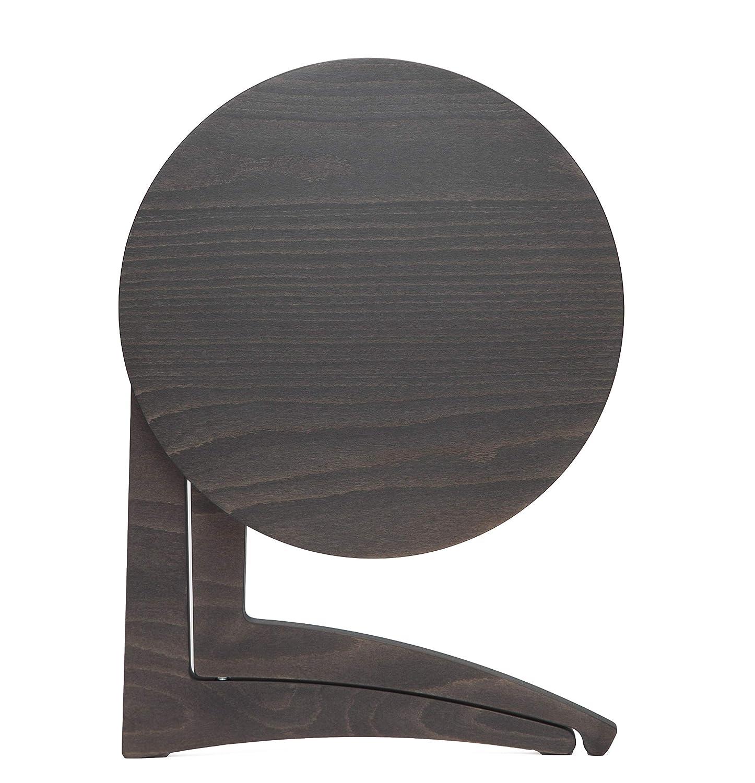 Faggio Naturale Verniciato Altezza 51cm Del Fabbro 1 Tavolino Pieghevole
