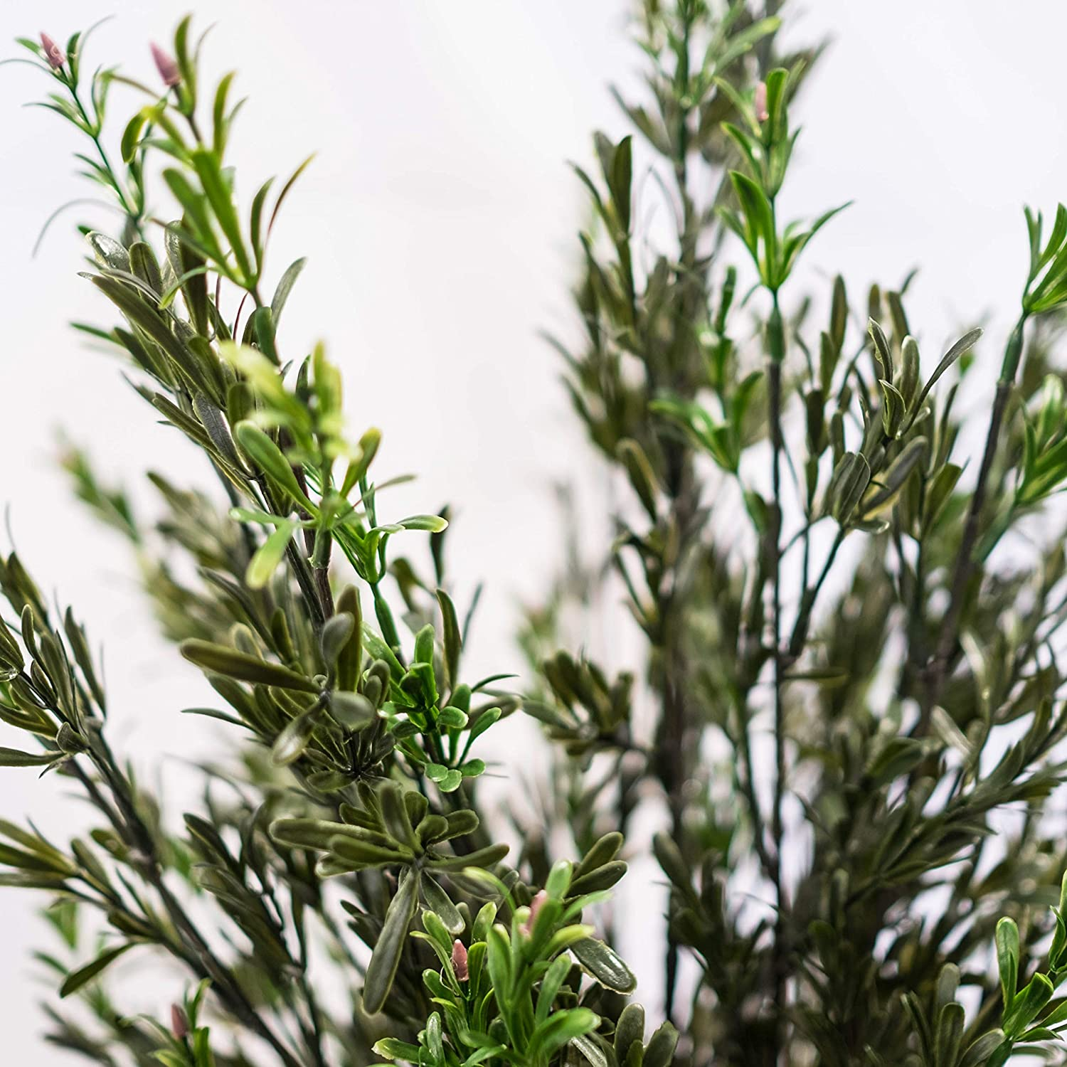 Silk Plant Decor and More Outdoor Artificial UV Protected Rosemary Bush