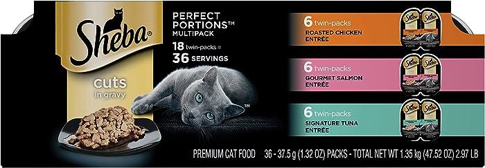 The Best Sheba Cat Food 36