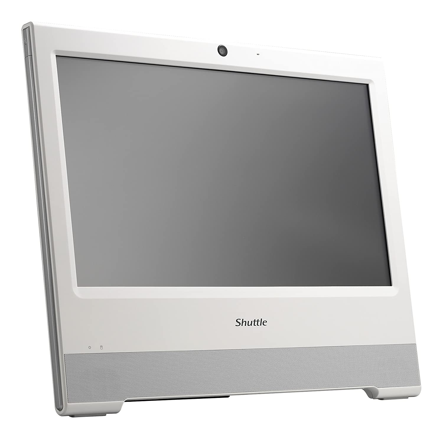 Shuttle X50V6U3 All-in-One PC (i3-7100U) 2,40 GHz Todo-en-Uno Blanco Intel® SoC BGA 1356 - Barebón (7ª generación de procesadores Intel® Core™ i3, i3-7100U, 2,40 GHz, 14 NM, 15 W, SO-DIMM)