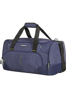Samsonite Rewind, Bolsa de viaje, 55 cm, Azul (Dark Blue)