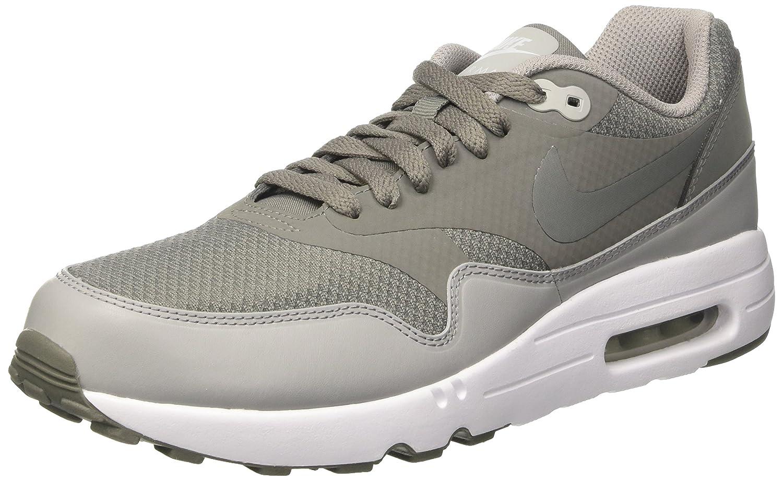 Nike Herren Air Max 1 Ultra 2.0 Essential Turnschuhe  42 EU|Grau (Tumbled Grey/Tumbled Grey/Matte Silver)