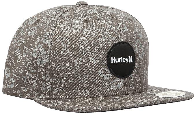 Nike Hurley Gorra Krush Snapper Gris Única: Amazon.es: Deportes y ...