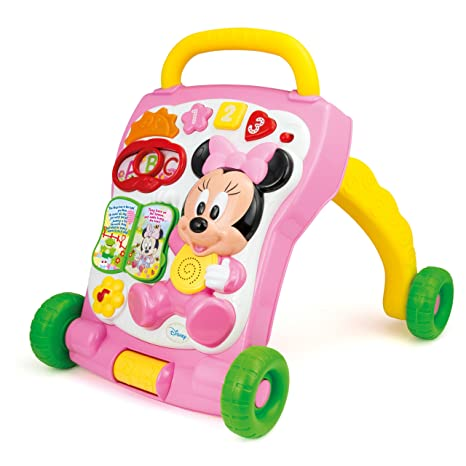 Disney - Andador de Minnie para bebé: Amazon.es: Bebé