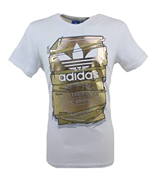 ccbb13c108f50 Adidas Originals hombre print-camiseta  Amazon.es  Deportes y aire libre