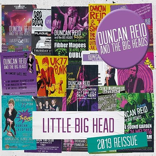 Little Big Head : Duncan Reid And The Big Heads: Amazon.es: Música