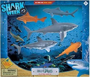 Shark Week Return to The Isle of Jaws Collectible Set