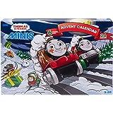 トーマス&フレンズ (Thomas & Friends) アドベントカレンダー 2019 ( Advent calendar )〔 機関車トーマス きかんしゃ Thomas ] 24個 トレイン セット おもちゃ 男の子 女の子 [並行輸入品]