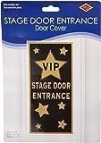 Beistle - Taille Unique - Pack de 12 vip stage door entrance door cover