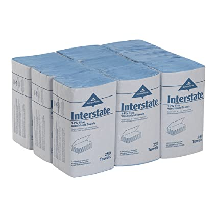 Georgia-Pacific Interstate - Toalla de papel para parabrisas, 1 Ply, 9: Amazon.es: Industria, empresas y ciencia