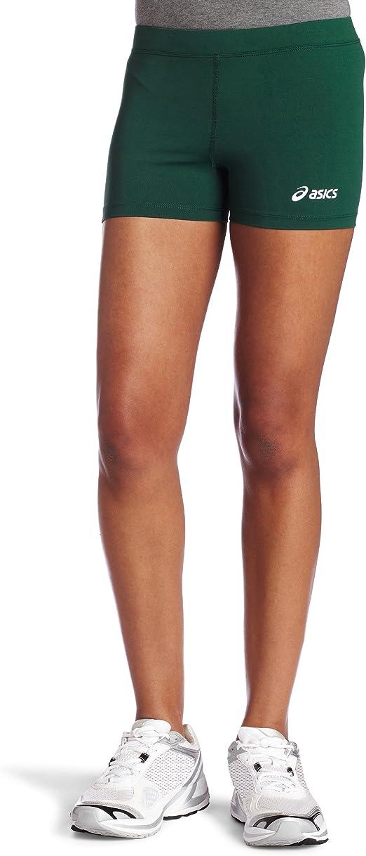 TALLA XS. Asics– Pantalones de corte bajo para mujer