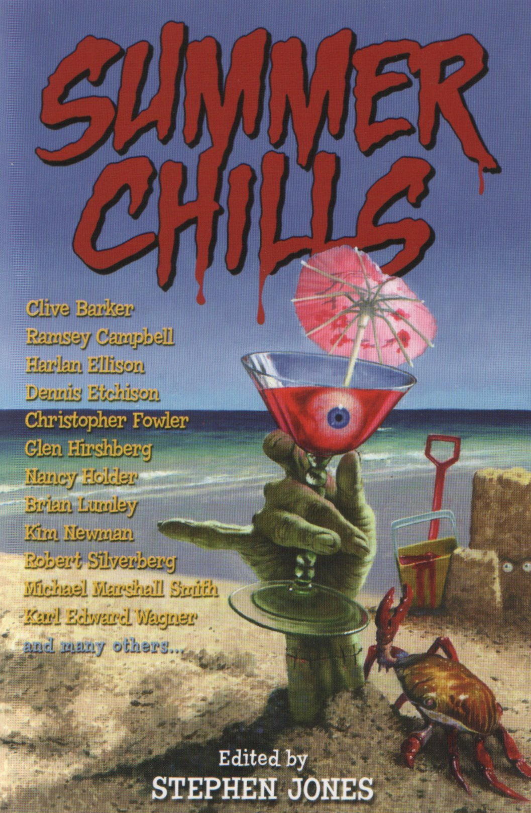 Summer Chills: Tales of Vacation Horror PDF