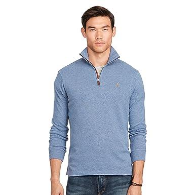 Polo Amazon Sweater Pullover At Rib L Cotton Ralph Lauren Estate nw0mvN8