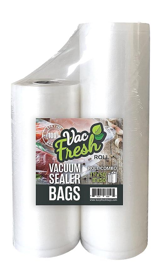 "Amazon.com: vac-fresh 8"" x50 ""y 11"" x50"" ..."