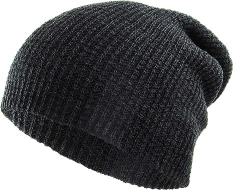 Kelly Green SHORT BEANIE HAT Knit Winter Cap ski snowboard skull skully